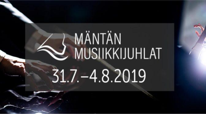 Urkuhuumaa Vilppulan kirkossa sunnuntaina 4.8.2019